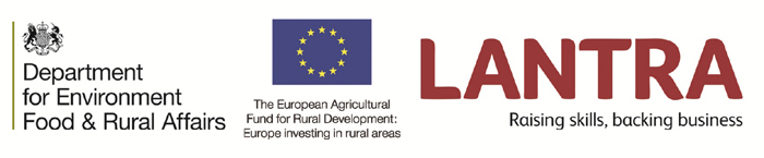 This project is supported by the Rural Development Programme for England (RDPE) for which Defra is the Managing Authority, part funded (or financed) by the European Agricultural Fund for Rural Development; Europe investing in rural areas.